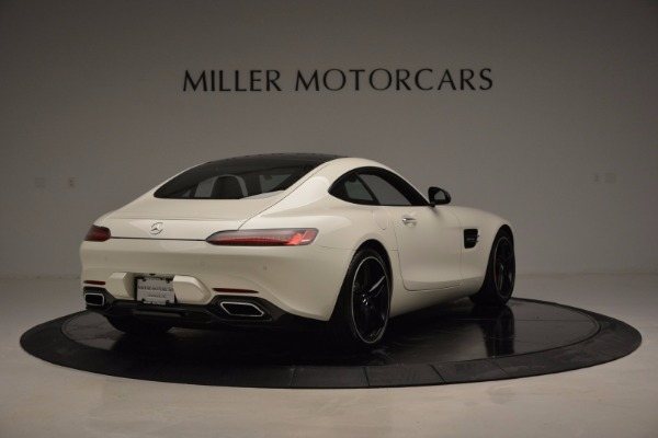 Used 2016 Mercedes Benz AMG GT S for sale Sold at Maserati of Westport in Westport CT 06880 7