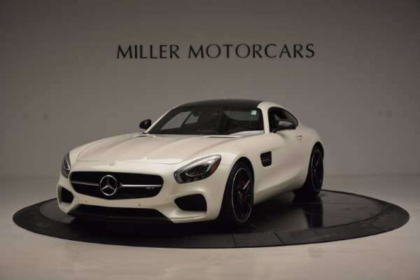 Used 2016 Mercedes Benz AMG GT S for sale Sold at Maserati of Westport in Westport CT 06880 1