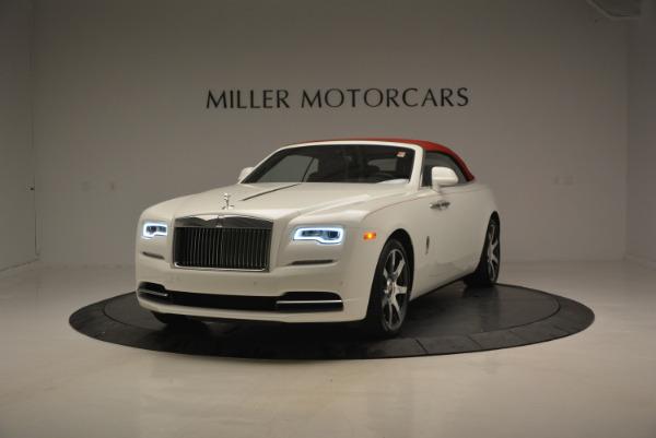 New 2017 Rolls-Royce Dawn for sale Sold at Maserati of Westport in Westport CT 06880 14