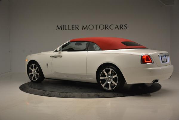 New 2017 Rolls-Royce Dawn for sale Sold at Maserati of Westport in Westport CT 06880 17