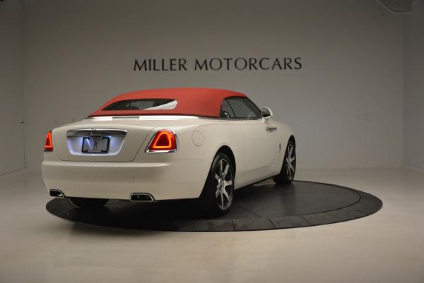 New 2017 Rolls-Royce Dawn for sale Sold at Maserati of Westport in Westport CT 06880 20