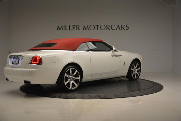 New 2017 Rolls-Royce Dawn for sale Sold at Maserati of Westport in Westport CT 06880 21