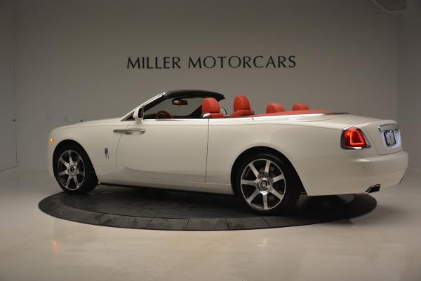 New 2017 Rolls-Royce Dawn for sale Sold at Maserati of Westport in Westport CT 06880 4