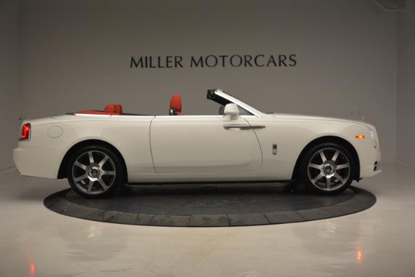 New 2017 Rolls-Royce Dawn for sale Sold at Maserati of Westport in Westport CT 06880 9