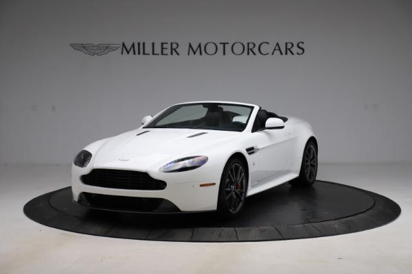 New 2015 Aston Martin Vantage GT GT Roadster for sale Sold at Maserati of Westport in Westport CT 06880 13