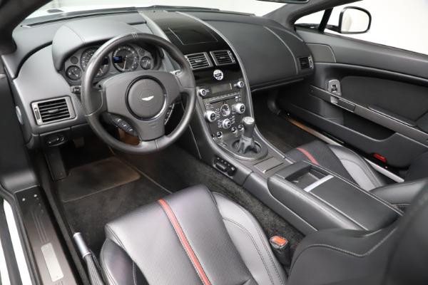 New 2015 Aston Martin Vantage GT GT Roadster for sale Sold at Maserati of Westport in Westport CT 06880 14
