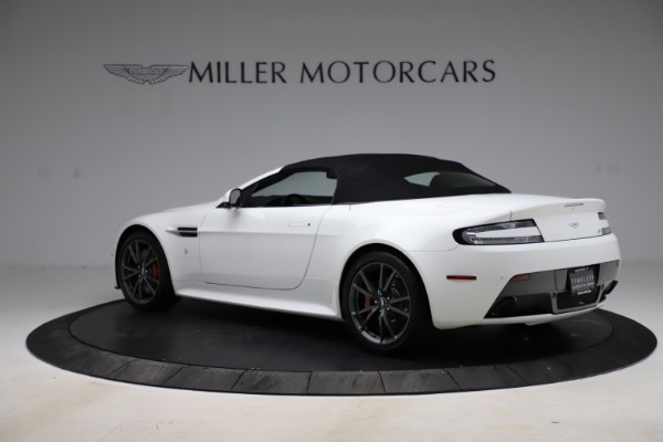 New 2015 Aston Martin Vantage GT GT Roadster for sale Sold at Maserati of Westport in Westport CT 06880 27