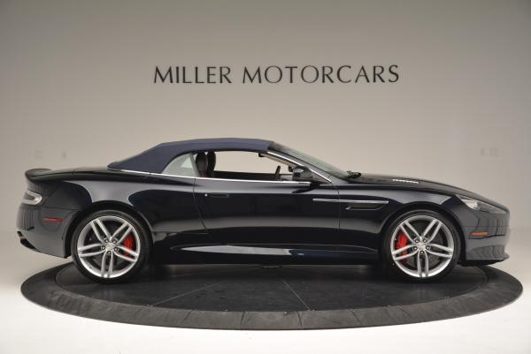 New 2016 Aston Martin DB9 GT Volante for sale Sold at Maserati of Westport in Westport CT 06880 16