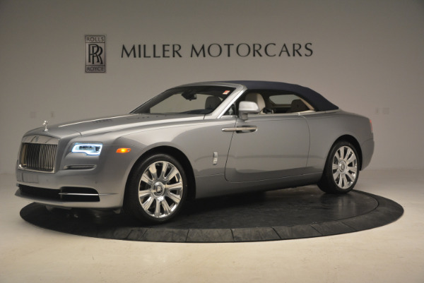 Used 2017 Rolls-Royce Dawn for sale Sold at Maserati of Westport in Westport CT 06880 14