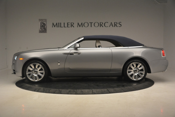 Used 2017 Rolls-Royce Dawn for sale Sold at Maserati of Westport in Westport CT 06880 15