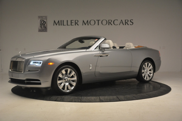 Used 2017 Rolls-Royce Dawn for sale Sold at Maserati of Westport in Westport CT 06880 2