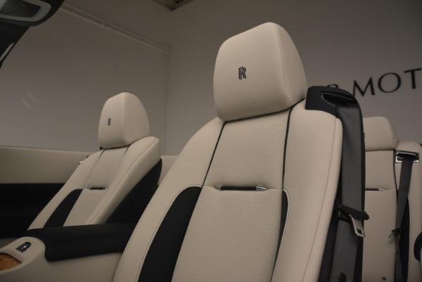 Used 2017 Rolls-Royce Dawn for sale $245,900 at Maserati of Westport in Westport CT 06880 27