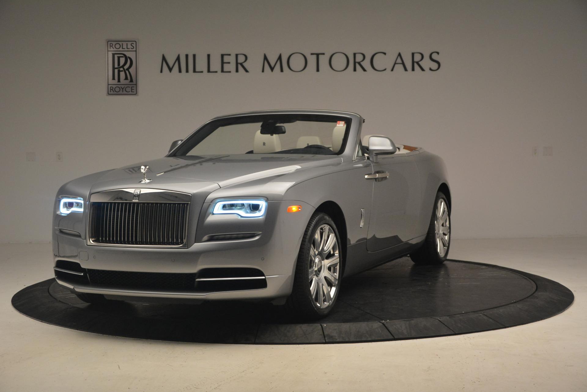 Used 2017 Rolls-Royce Dawn for sale $245,900 at Maserati of Westport in Westport CT 06880 1