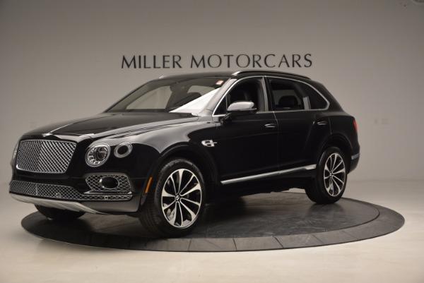 New 2017 Bentley Bentayga for sale Sold at Maserati of Westport in Westport CT 06880 2