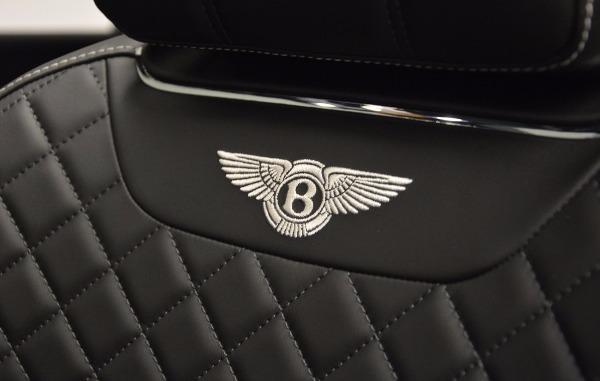 New 2017 Bentley Bentayga for sale Sold at Maserati of Westport in Westport CT 06880 25