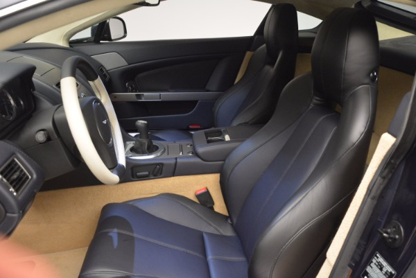 Used 2016 Aston Martin V8 Vantage for sale Sold at Maserati of Westport in Westport CT 06880 13