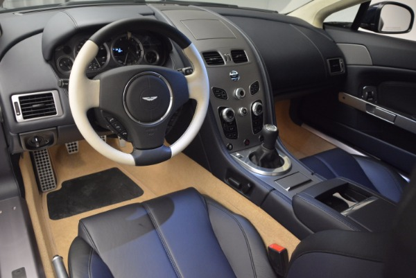 Used 2016 Aston Martin V8 Vantage for sale Sold at Maserati of Westport in Westport CT 06880 14