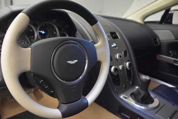Used 2016 Aston Martin V8 Vantage for sale Sold at Maserati of Westport in Westport CT 06880 16