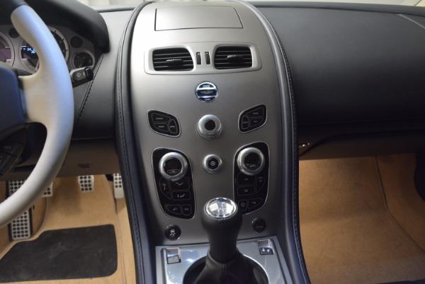 Used 2016 Aston Martin V8 Vantage for sale Sold at Maserati of Westport in Westport CT 06880 17