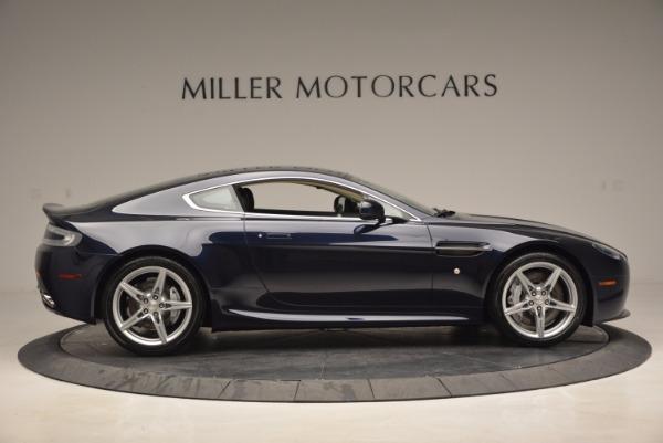 Used 2016 Aston Martin V8 Vantage for sale Sold at Maserati of Westport in Westport CT 06880 9