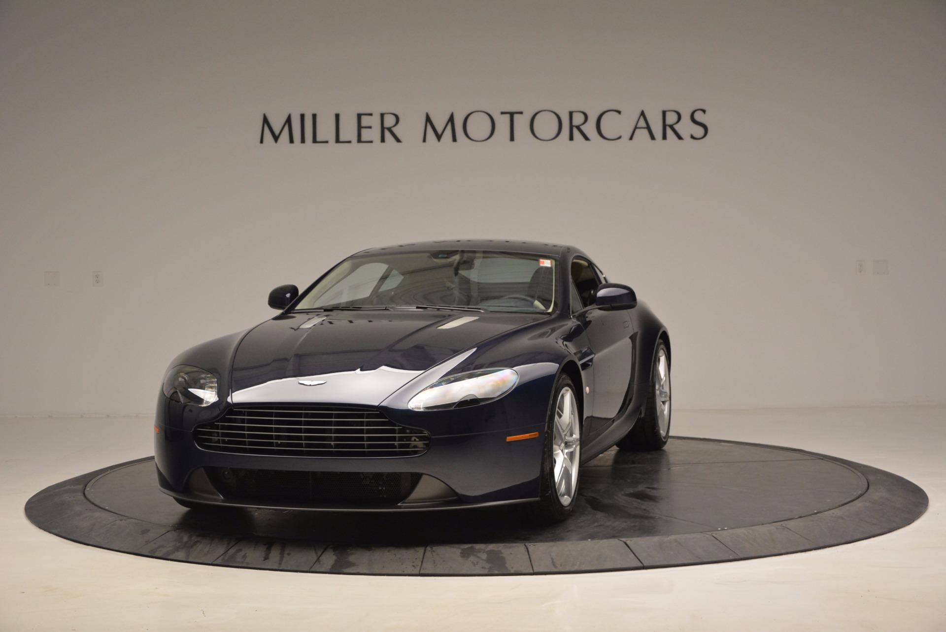 Used 2016 Aston Martin V8 Vantage for sale Sold at Maserati of Westport in Westport CT 06880 1