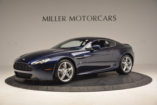 New 2016 Aston Martin V8 Vantage for sale Sold at Maserati of Westport in Westport CT 06880 2