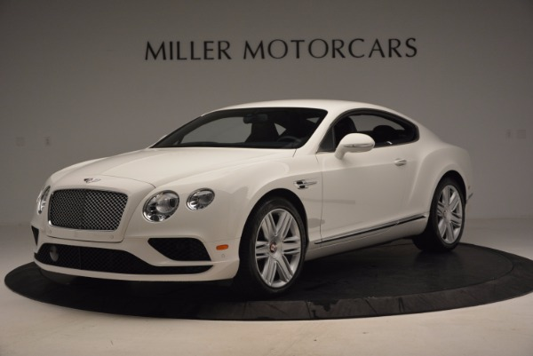 Used 2016 Bentley Continental GT V8 for sale Sold at Maserati of Westport in Westport CT 06880 2
