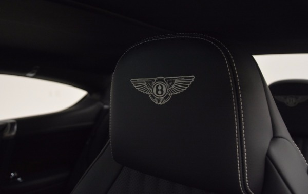 Used 2016 Bentley Continental GT V8 for sale Sold at Maserati of Westport in Westport CT 06880 25