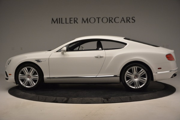 Used 2016 Bentley Continental GT V8 for sale Sold at Maserati of Westport in Westport CT 06880 3