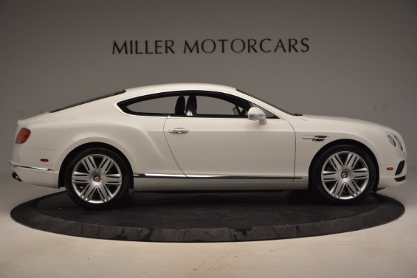 Used 2016 Bentley Continental GT V8 for sale Sold at Maserati of Westport in Westport CT 06880 8