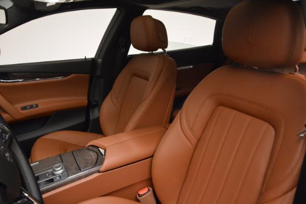 New 2017 Maserati Quattroporte SQ4 for sale Sold at Maserati of Westport in Westport CT 06880 13