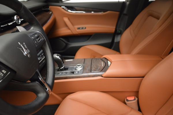 New 2017 Maserati Quattroporte SQ4 for sale Sold at Maserati of Westport in Westport CT 06880 14