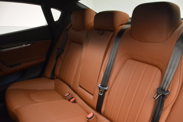 New 2017 Maserati Quattroporte SQ4 for sale Sold at Maserati of Westport in Westport CT 06880 17