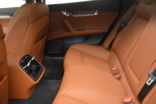 New 2017 Maserati Quattroporte SQ4 for sale Sold at Maserati of Westport in Westport CT 06880 18