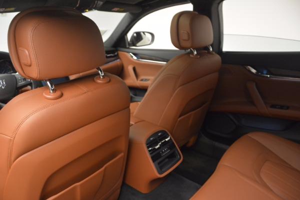 New 2017 Maserati Quattroporte SQ4 for sale Sold at Maserati of Westport in Westport CT 06880 19