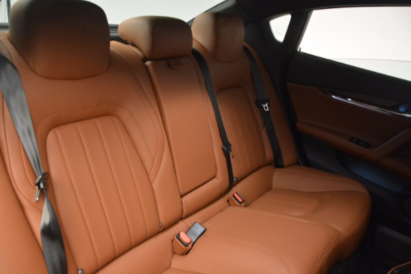 New 2017 Maserati Quattroporte SQ4 for sale Sold at Maserati of Westport in Westport CT 06880 23