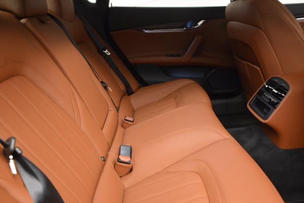 New 2017 Maserati Quattroporte SQ4 for sale Sold at Maserati of Westport in Westport CT 06880 24