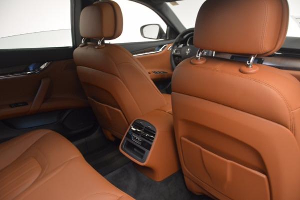 New 2017 Maserati Quattroporte SQ4 for sale Sold at Maserati of Westport in Westport CT 06880 25