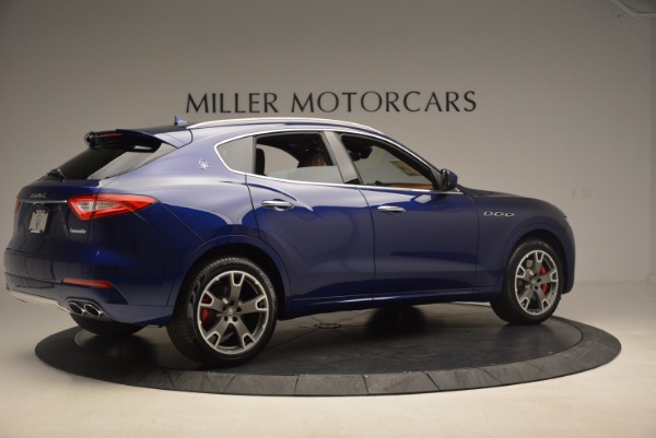 New 2017 Maserati Levante S for sale Sold at Maserati of Westport in Westport CT 06880 20