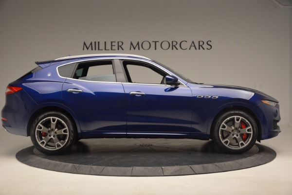New 2017 Maserati Levante S for sale Sold at Maserati of Westport in Westport CT 06880 21