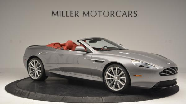 New 2016 Aston Martin DB9 GT Volante for sale Sold at Maserati of Westport in Westport CT 06880 10