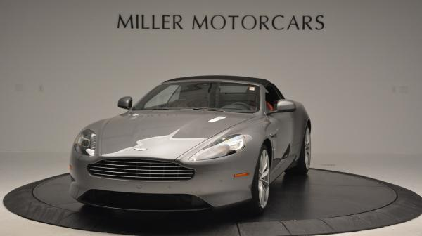 New 2016 Aston Martin DB9 GT Volante for sale Sold at Maserati of Westport in Westport CT 06880 13