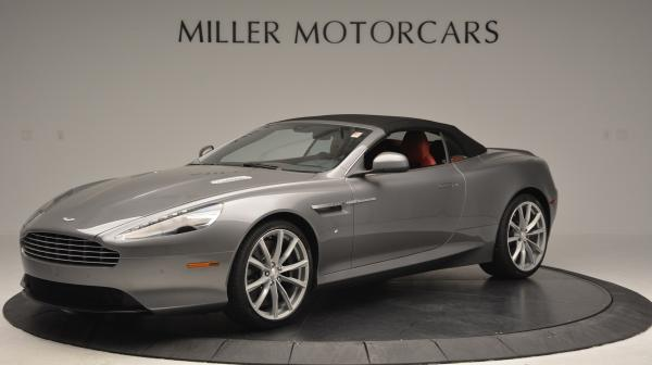 New 2016 Aston Martin DB9 GT Volante for sale Sold at Maserati of Westport in Westport CT 06880 14