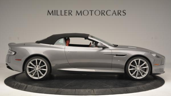 New 2016 Aston Martin DB9 GT Volante for sale Sold at Maserati of Westport in Westport CT 06880 16