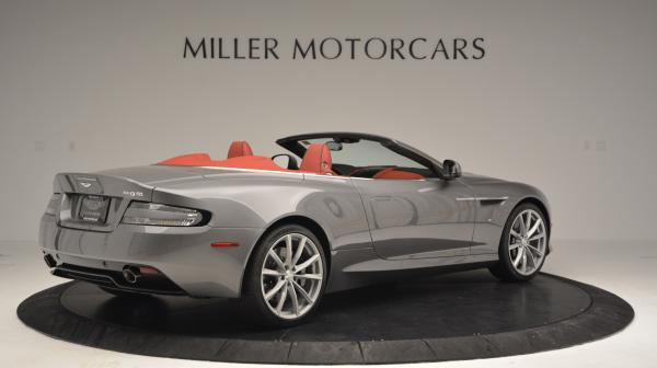 New 2016 Aston Martin DB9 GT Volante for sale Sold at Maserati of Westport in Westport CT 06880 8