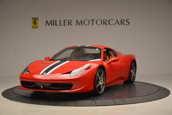 Used 2014 Ferrari 458 Spider for sale Sold at Maserati of Westport in Westport CT 06880 13