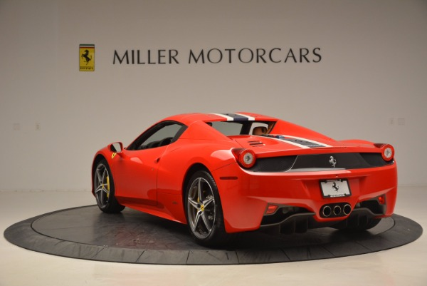 Used 2014 Ferrari 458 Spider for sale Sold at Maserati of Westport in Westport CT 06880 17