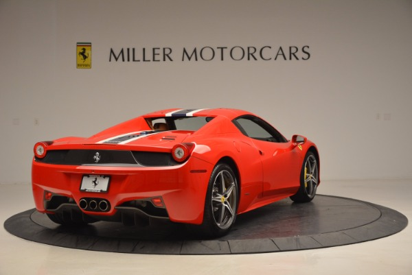 Used 2014 Ferrari 458 Spider for sale Sold at Maserati of Westport in Westport CT 06880 19