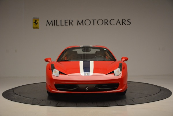 Used 2014 Ferrari 458 Spider for sale Sold at Maserati of Westport in Westport CT 06880 24