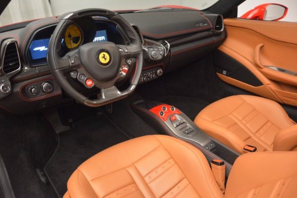 Used 2014 Ferrari 458 Spider for sale Sold at Maserati of Westport in Westport CT 06880 25